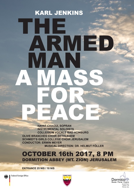 A Mass for Peace (Karl Jenkins)
