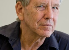 Amos Oz (Photo by Dani Machlis, Ben-Gurion University of the Negev)